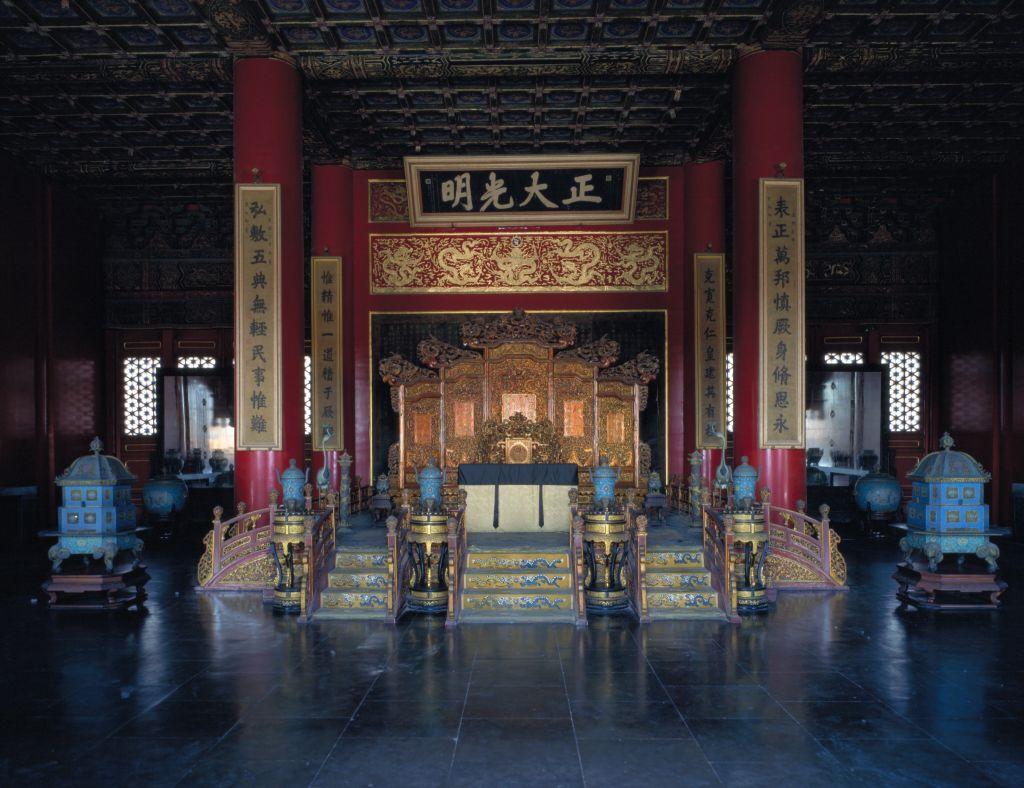 国际资讯_乾清宫 - 故宫博物院